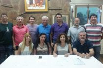 Claudia Salve continuará presidiendo el Club Almafuerte