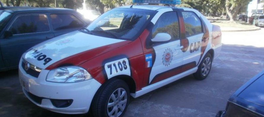 Accidente en la Ruta 3, lesiones leves