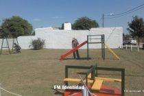 La Municipalidad comenzó a hermosear plazoletas