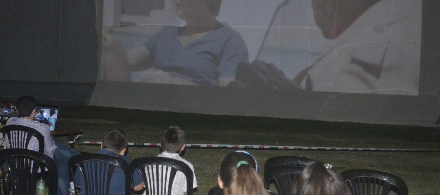 """""""Cine bajo las estrellas""""  en Alicia"""