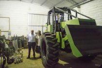 Chiocarello visitó la fábrica Zanello