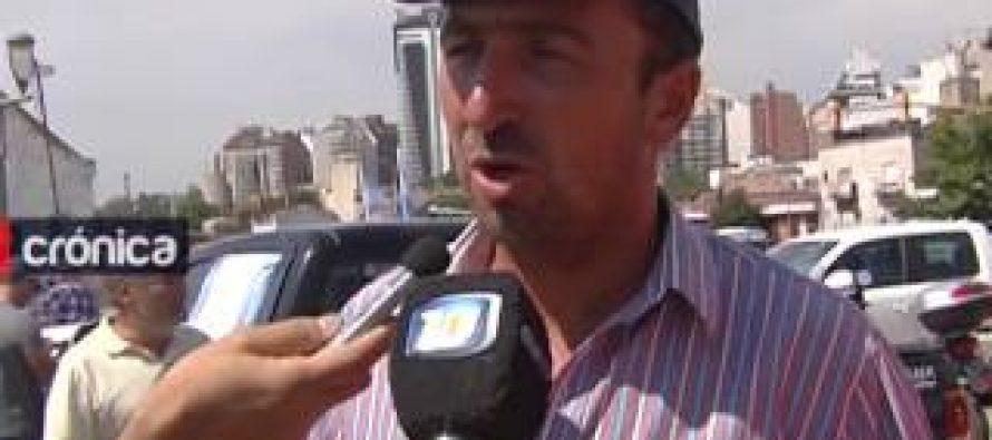 Productores agropecuarios pidieron obras de infraestructura a Schiaretti