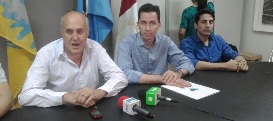 Calvo anunció inversiones de la provincia por 90 millones de pesos en Las Varillas