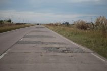 En febrero empezaría la repavimentación de la Ruta 158