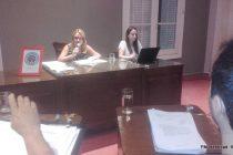 Con algunas objeciones de la oposición, el Concejo aprobó por unanimidad la obra de pavimentación