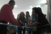 Inauguraron Sala Cuna en la Guardería Fátima