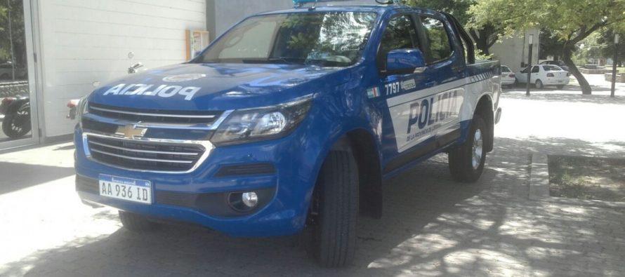 Nuevo patrullero para la Comisaría Local