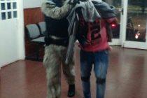 Detuvieron a una pareja por comercialización de droga en Río Tercero