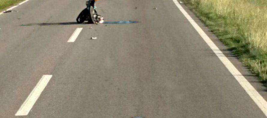 Dos muertos por un accidente  en la Ruta 158