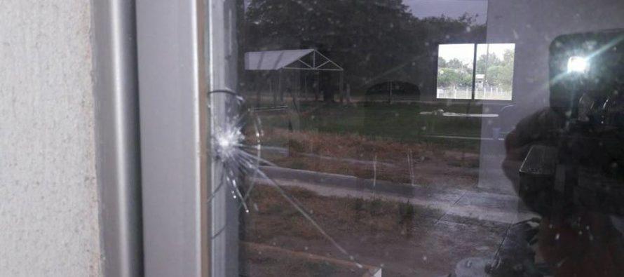 Nuevo ataque vandálico al Complejo Ferrocarril Central