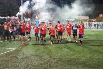 Culminó otro exitoso Comercial de Fútbol en el Parque Tricolor
