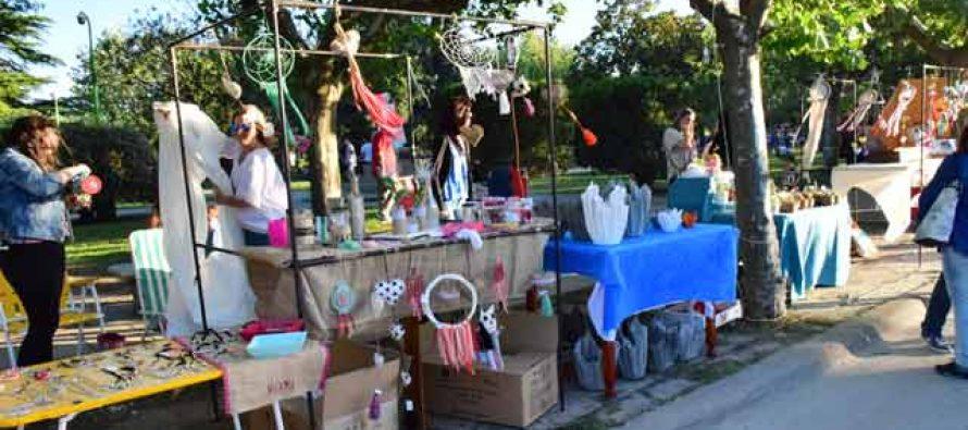 El Fortín lleva adelante su Fiesta de las Artesanías.
