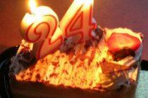 Felices 24 años, FM Identidad!