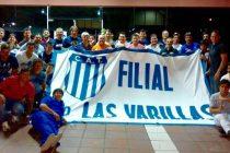 Flamante filial oficial de Talleres en Las Varillas
