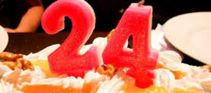 Ganadores Concurso 24º Aniversario FM Identidad