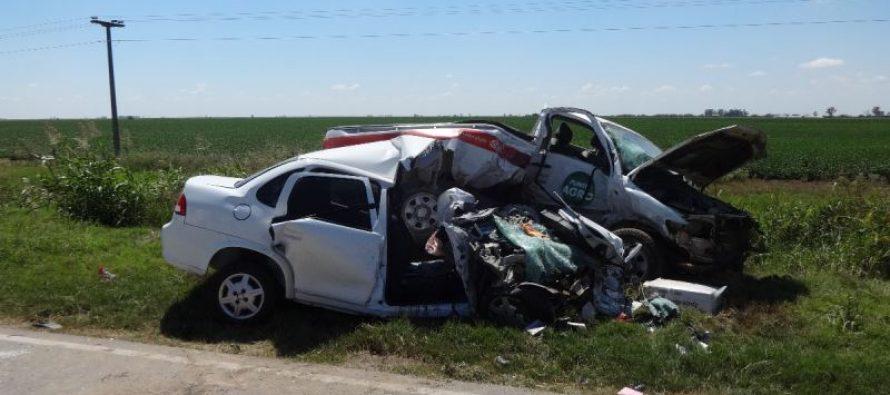 Podrían imputar a Javier Garetto por el accidente del miércoles pasado.