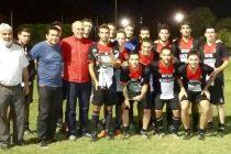 Copa Ciudad: Almafuerte Campeón