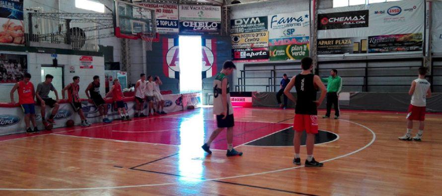 """Basquet: Crece la expectativa por el """"Final Four"""" Sub 17 en Las Varillas"""