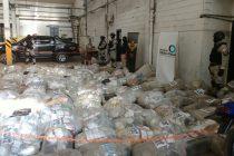 Destruyeron gran cantidad de droga incautada por la FPA en toda la provincia
