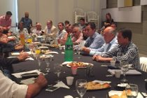 Reunión de la Comunidad Regional en Las Varillas