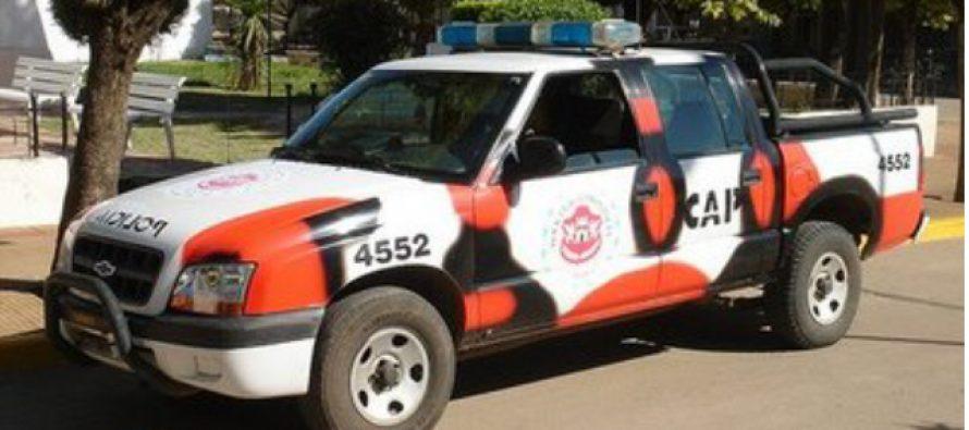 La Policía recuperó un auto robado y denunciaron hurto en el Parque Almafuerte