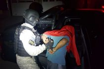 Cinco detenidos por Narcotráfico en San Francisco