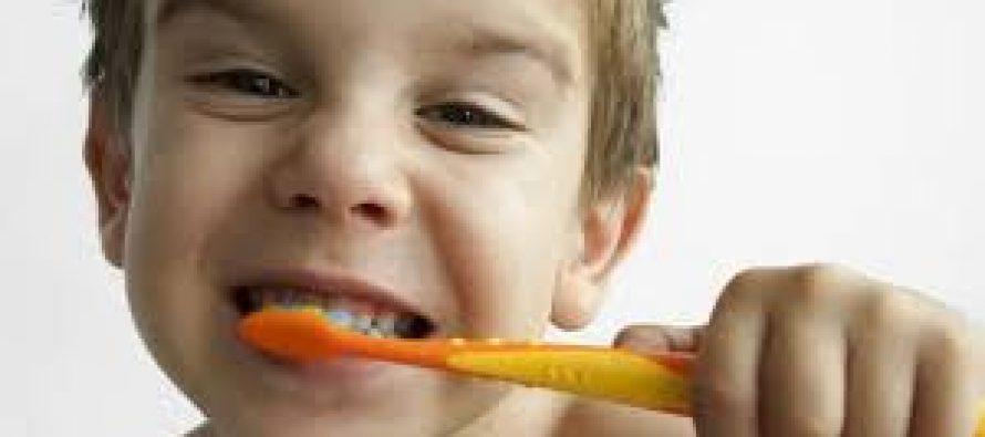 Desarrollan Programa Vida Saludable, Sonrisas Sanas