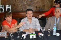 Javier Dupraz explicó los motivos del allanamiento en la Mutual Almafuerte
