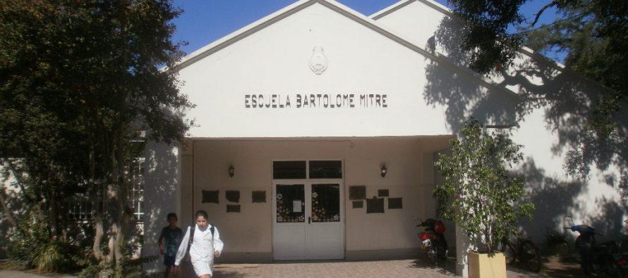 Festejos por los 100 años de la Escuela Bartolomé Mitre