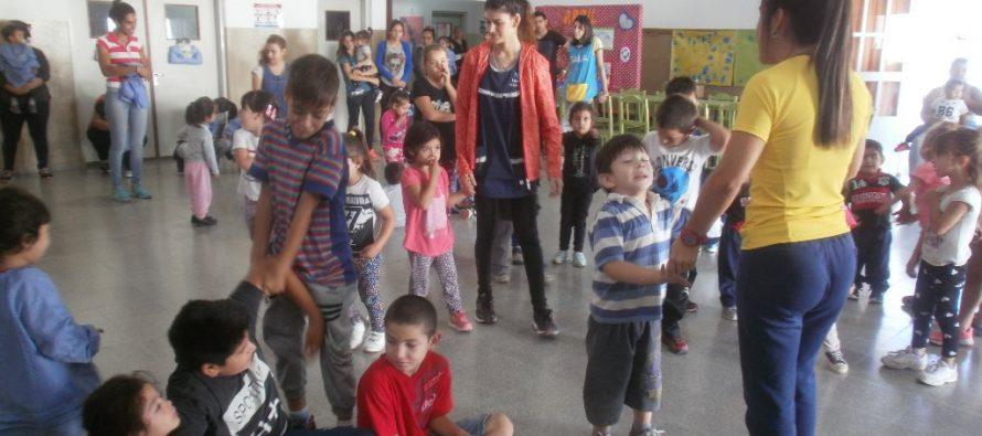 Día Mundial de la Actividad Física en Guardería Fátima