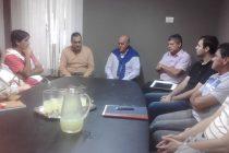 Inseguridad: reunión multitudinaria en el Municipio