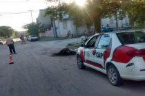 Menor de 13 años hurtó un celular en Laspiur