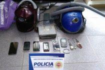 Allanamientos, robo de caballos y otros hechos policiales
