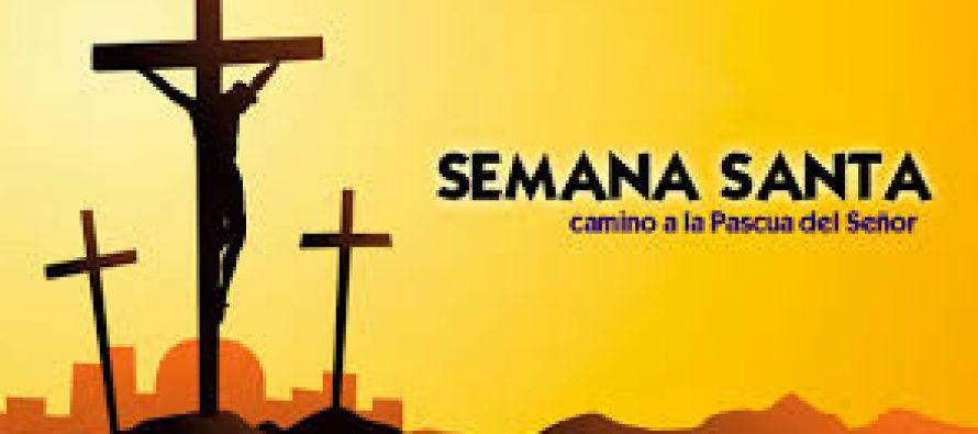 Semana Santa: servicios