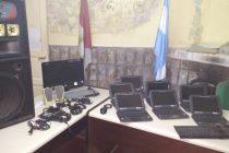 La Policía aclaró resonantes robos cometidos en la región