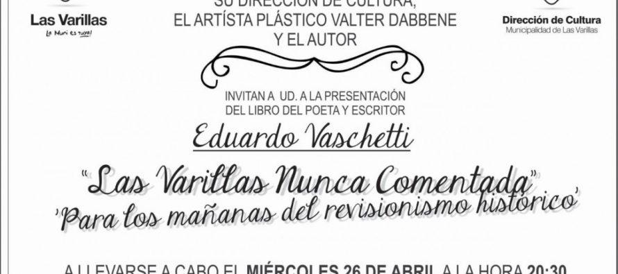 Nuevo libro de Eduardo Vaschetti