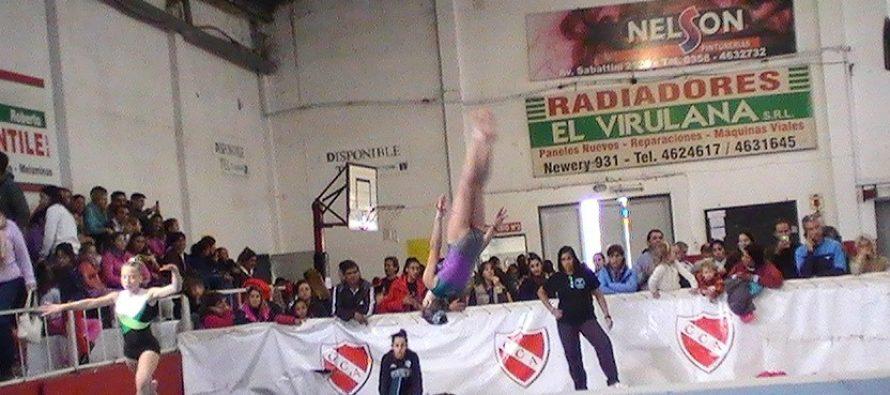 Gimnasia: destacada actuación de Ariela Arriaga en Río Cuarto