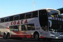 Nuevos horarios de colectivos de la empresa Córdoba COATA