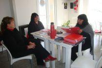 Una Inspectora de Enseñanza visitó el Instituto Privado Almafuerte