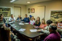 Primera reunión del Consejo de Seguridad Ciudadana