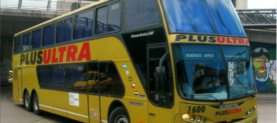 Habría dos empresas interesadas en explotar el corredor de Mercobus-Plus Ultra