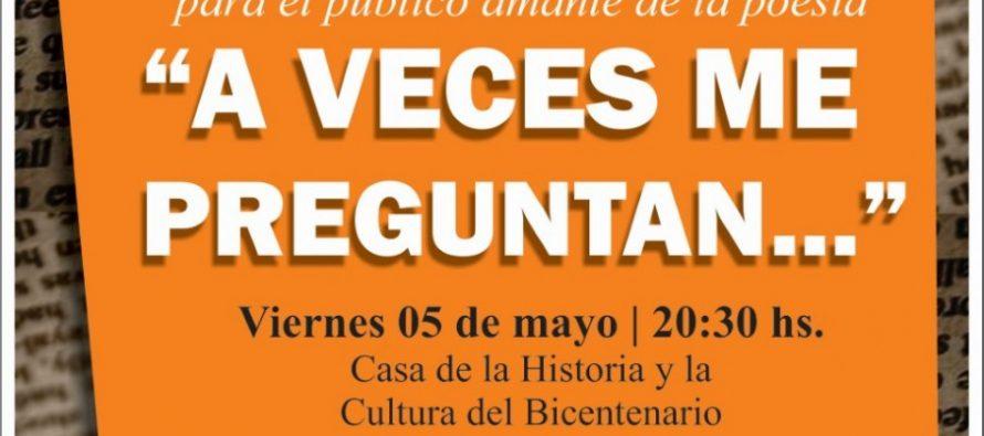 Carlos Boaglio disertará en la Casa de la Cultura