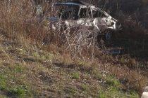 El pésimo estado de la Ruta 158 provocó otro accidente