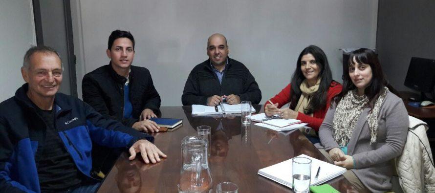Reunión de la Agencia Multisectorial de Desarrollo Productivo