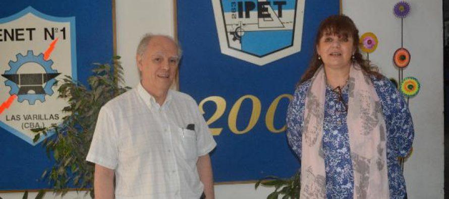 El  IPET de Las Varillas entre las primeras escuelas del país, en pruebas nacionales de conocimiento