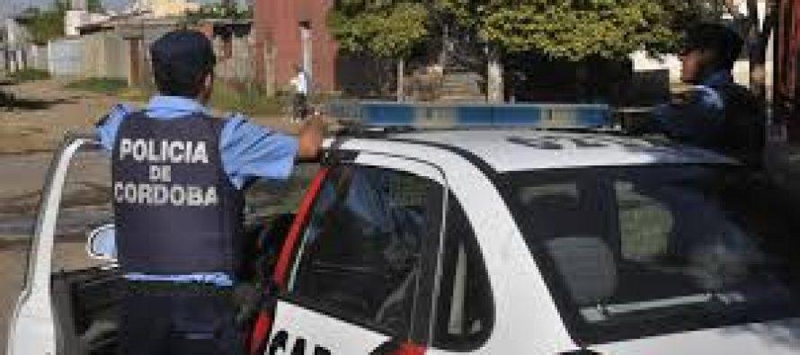 Allanamiento, accidentes e incendio en el parte policial