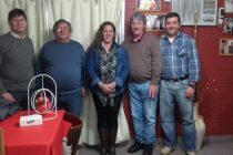 Se integré el Comité de la UCR en El Arañado