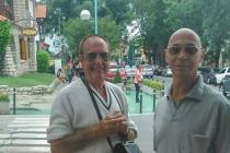 Emocionante charla con Juan Manuel Amado Díaz y Roberto Papagno (Audio)