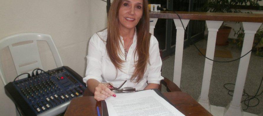 """Claudia Tartaglini: """"No es cómodo ni grato ser tratada de mentirosa públicamente"""""""