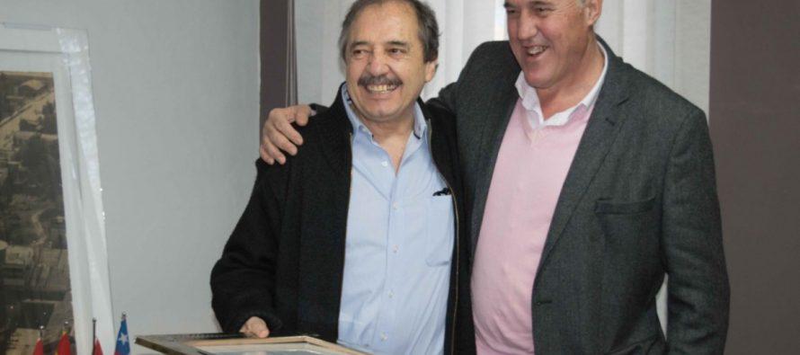 Ricardo Alfonsín estuvo en Las Varillas
